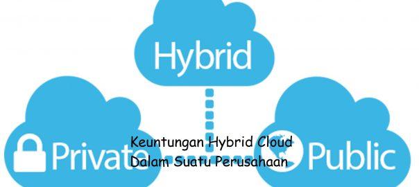 Keuntungan Hybrid Cloud Dalam Suatu Perusahaan